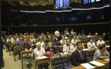 Líderes comunitários são homenageados na Câmara dos Deputados